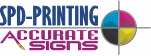 SPD PRINTING & ACCURATE SIGNS